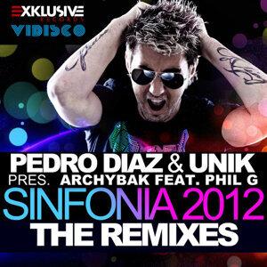 Pedro Diaz & Unik pres. Archybak feat. Phil G 歌手頭像