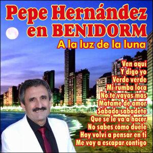 Pepe Hernández 歌手頭像