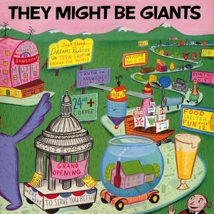 They Might Be Giants (明日巨星合唱團) 歌手頭像