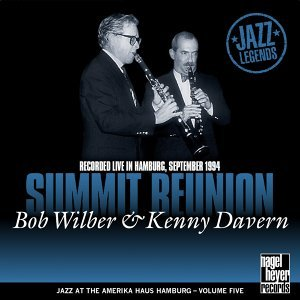 Bob Wilber, Kenny Davern 歌手頭像