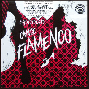 Cante Flamenco Ensemble 歌手頭像