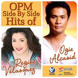 Regine Velasquez & Ogie Alcasid 歌手頭像