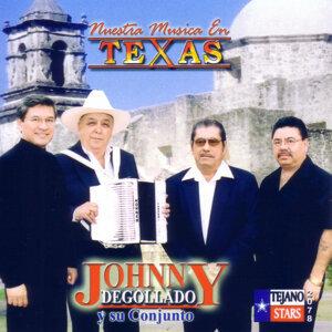 Johnny Degollado y Su Conjunto 歌手頭像