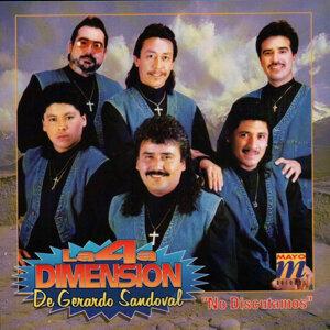 Gerardo Sandoval y su cuarta dimension 歌手頭像