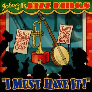 John Gill's Jazz Kings 歌手頭像
