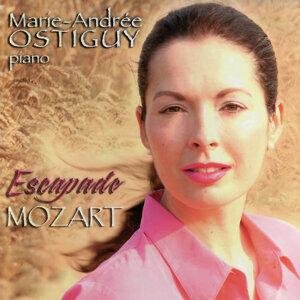 Marie-Andrée Ostiguy 歌手頭像
