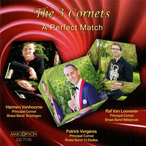 The 3 Cornets 歌手頭像