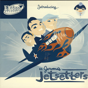 CC Jerome's Jetsetters 歌手頭像