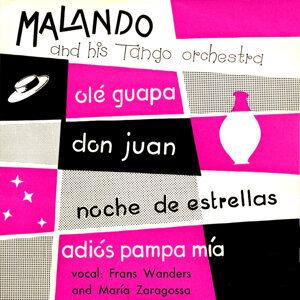 Malando & His Tango Orchestra 歌手頭像