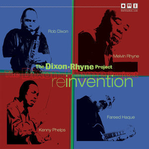 The Dixon-Rhyne Project 歌手頭像