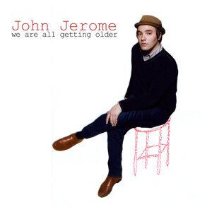 John Jerome 歌手頭像