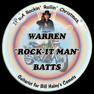 Warren (Rock-it Man) Batts 歌手頭像