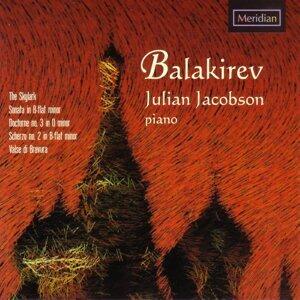 Julian Jacobson 歌手頭像