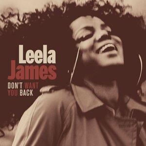Leela James (莉菈) 歌手頭像
