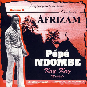 Pépé Ndombe 歌手頭像