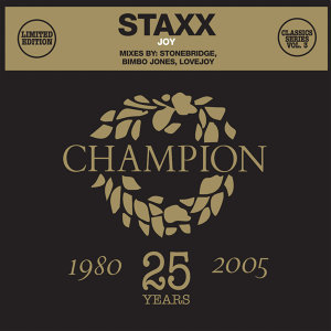 Staxx 歌手頭像