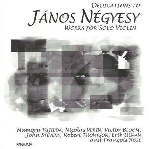 Janos Negyesy 歌手頭像