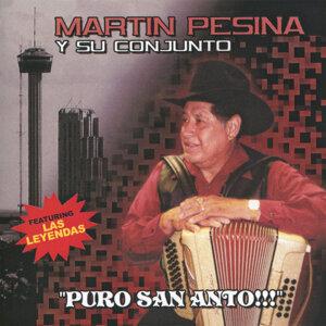 Martin Pesina y Su Conjunto 歌手頭像