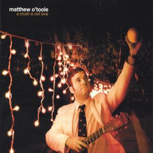 Matthew O'Toole 歌手頭像