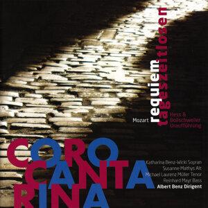 Coro Cantarina 歌手頭像