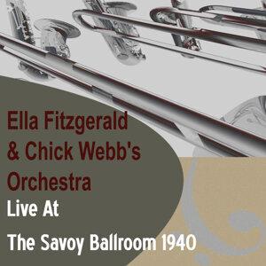 Ella Fitzgerald & Chick Webb's Orchestra 歌手頭像