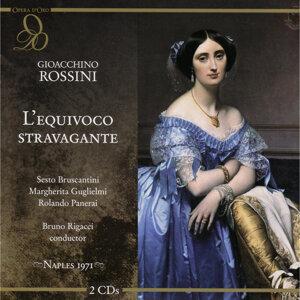 Sesto Bruscantini, Margherita Guglielmi, Rolando Panerai 歌手頭像