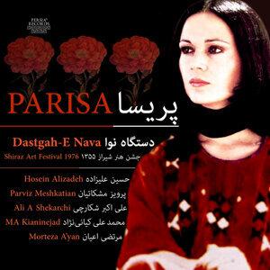 Parisa 歌手頭像