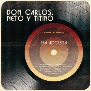 Don Carlos, Neto y Titino 歌手頭像