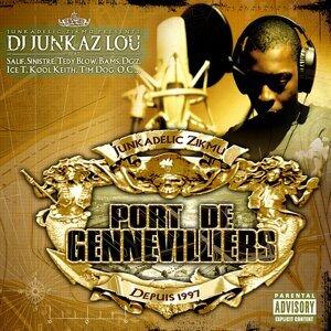 DJ Junkaz Lou 歌手頭像