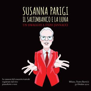 Susanna Parigi 歌手頭像
