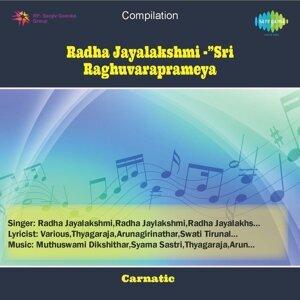 Radha Jayalakshmi 歌手頭像
