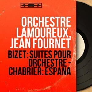 Orchestre Lamoureux, Jean Fournet 歌手頭像