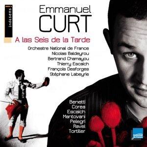 Emmanuel Curt 歌手頭像