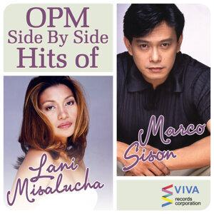 Lani Misalucha & Marco Sison 歌手頭像