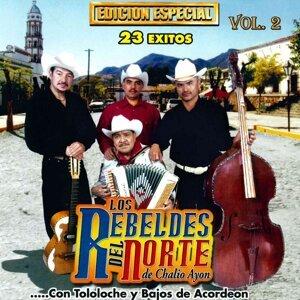 Los Rebeldes Del Norte 歌手頭像
