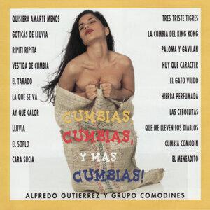 Alfredo Gutierrez y Grupo Comodines 歌手頭像