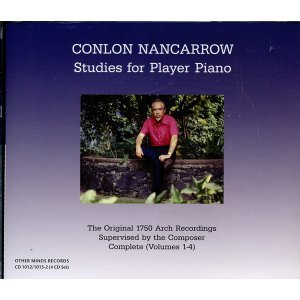 Conlon Nancarrow 歌手頭像