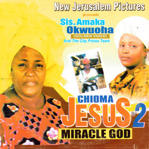 Sis Amaka Okwuoha (Golden Voice)