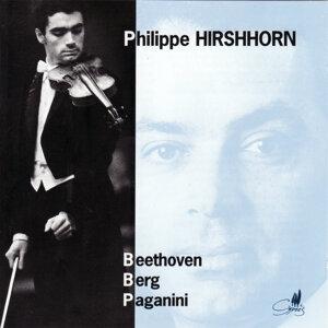 Philippe Hirshhorn 歌手頭像