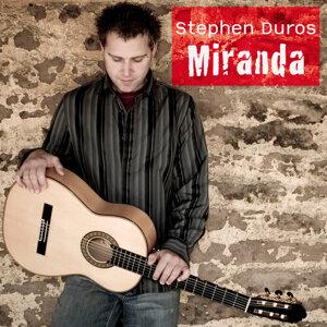 Stephen Duros 歌手頭像