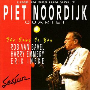 Peit Noordijk Quartet 歌手頭像