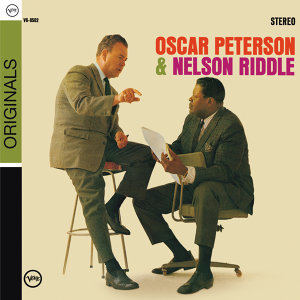 Oscar Peterson,Nelson Riddle 歌手頭像