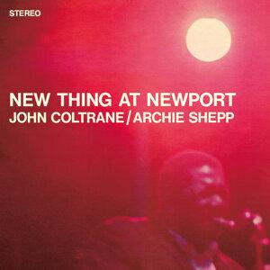 John Coltrane,Archie Shepp