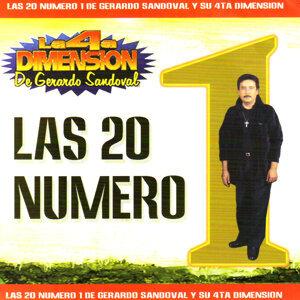 Gerardo Sandoval Y Su 4TA Dimension 歌手頭像