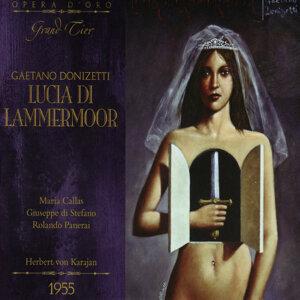 Maria Callas, Giuseppe di Stefano, Rolando Panerai 歌手頭像
