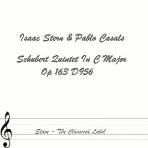 Isaac Stern (with Pablo Casals)