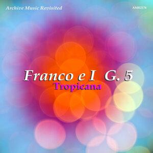 Franco Ee i 'G5' 歌手頭像