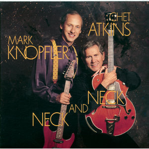 Chet Atkins and Mark Knopfler