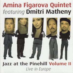 Amina Figarova Quintet 歌手頭像