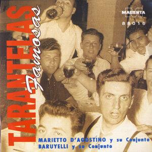 Marietto D'Agostino Y Su Conjunto|Baruyelli Y Su Conjunto